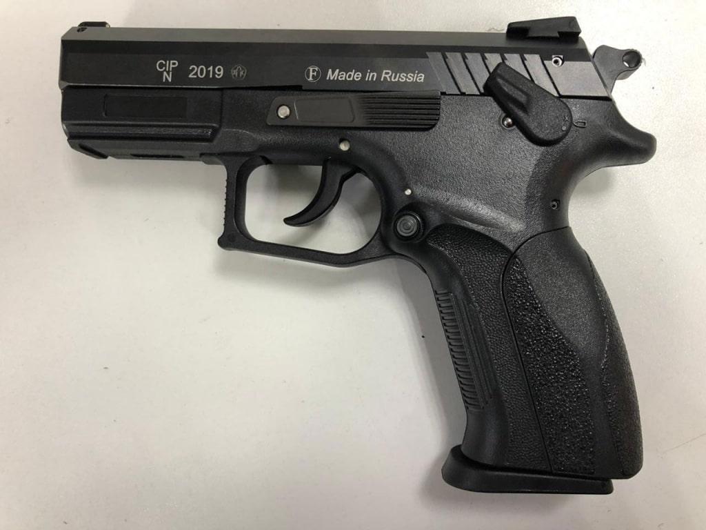 Травматический пистолет Grand Power T12, калибр 10/28,